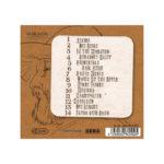 CD cover hinten